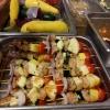 Luxe Buffet Kebabs
