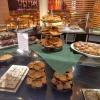 Luxe Buffet dessert